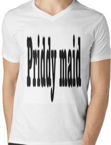 CORNISH SLANG Mens V-Neck T-Shirt
