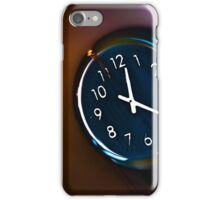 Time 3 iPhone Case/Skin