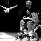 filling, falling, flying by Etienne RUGGERI Artwork
