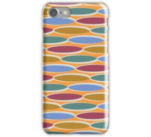 Ovals Pattern Texture iPhone Case/Skin