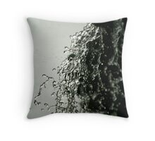 Off The Side Throw Pillow