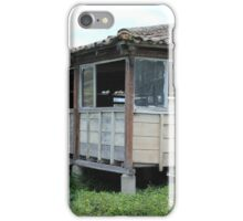 Building on a Marsh iPhone Case/Skin