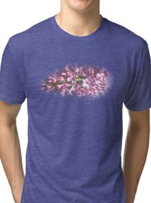 Lilac Tri-blend T-Shirt