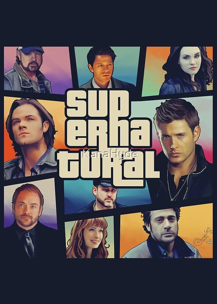 supernatural GTA by KanaHyde