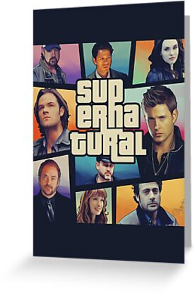 supernatural GTA by KanaHyde