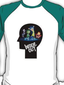 Inside out head T-Shirt