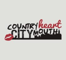 ϟ Country ♡ • City Mouth 1.0 ☁ by bleerios