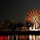 Golden Wheel by Becca7