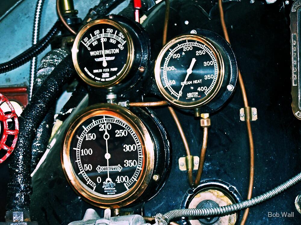 Engine 2472 by Bob Wall