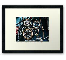 Engine 2472 Framed Print