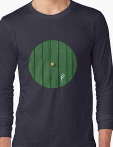 Bilbo's door Long Sleeve T-Shirt
