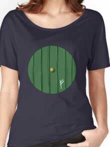 Bilbo's door Women's Relaxed Fit T-Shirt