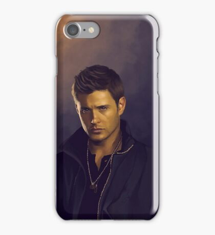 Dean Winchester iPhone Case/Skin