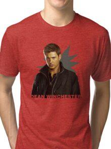 Dean Winchester Tri-blend T-Shirt