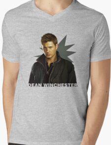 Dean Winchester Mens V-Neck T-Shirt