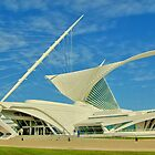Milwaukee Art Museum by Jigsawman