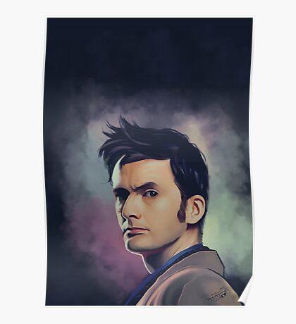 David Tennant Poster