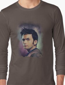 David Tennant Long Sleeve T-Shirt
