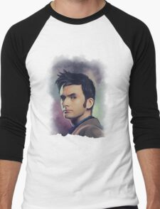 David Tennant Men's Baseball ¾ T-Shirt