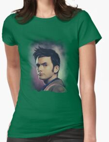David Tennant Womens Fitted T-Shirt
