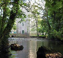Yeats tower 2 (Ballylee Castle) by John Quinn