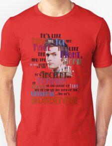 wonderful doctor Unisex T-Shirt
