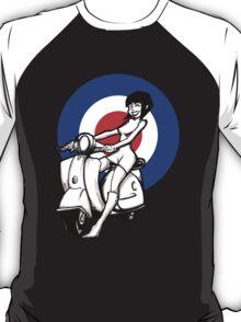 MODern Girl  T-Shirt