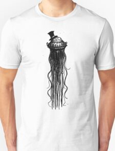 JELLYFISH WITH A TOP HAT - BY THE RURAL DRAWER T-Shirt