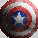 Captain's Shield by Joe  Barbour