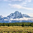 Grand Tetons by Jake Freeedman