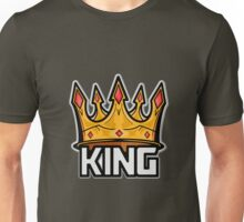 King's Crown Unisex T-Shirt