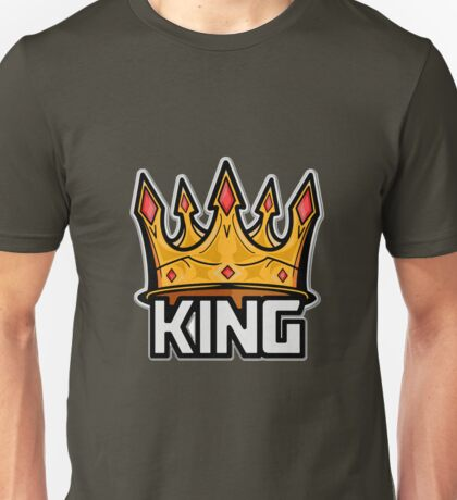 King's Crown Unisex T-Shirt