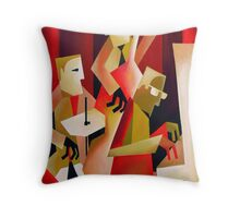 HORACE PARLAN TRIO, CHRISTIANIA, COPENHAGEN Throw Pillow