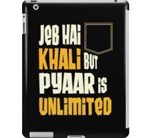 Jeb Hai Khali Funny Geek Nerd iPad Case/Skin
