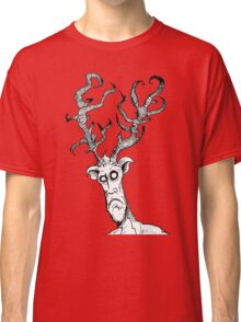 Deer Monster - by the Rural Drawer Classic T-Shirt