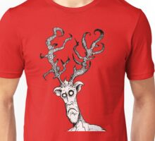 Deer Monster - by the Rural Drawer Unisex T-Shirt
