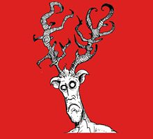 Deer Monster - by the Rural Drawer Unisex T-Shirt