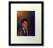 Cass Framed Print