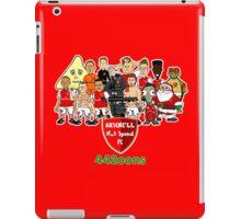 Arsene'll Not Spend FC (Team) iPad Case/Skin