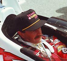 Nigel Mansell, Long Beach 1993 by Matthew Walters