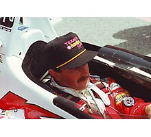 Nigel Mansell, Long Beach 1993 Photographic Print