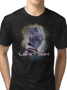 Liara Tri-blend T-Shirt