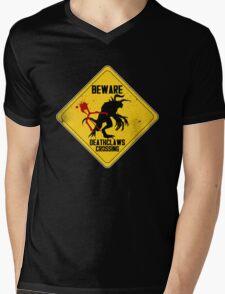 Deathclaws Mens V-Neck T-Shirt
