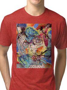 Mondays Child Tri-blend T-Shirt