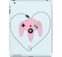 Gaming is Love iPad Case/Skin