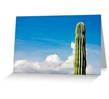 Juan is the Loneliest Number Greeting Card