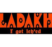 Ladakh Funny Geek Nerd Photographic Print