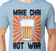 Make Chai Not War Funny Geek Nerd Unisex T-Shirt