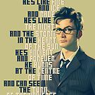 David Tennant - He's wonderful by KanaHyde