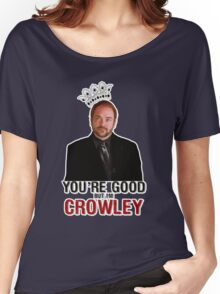 I'm Crowley! Women's Relaxed Fit T-Shirt